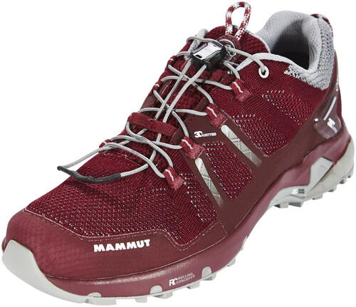Mammut T Aegility Low Women - jay/neutral grey ES0ISi